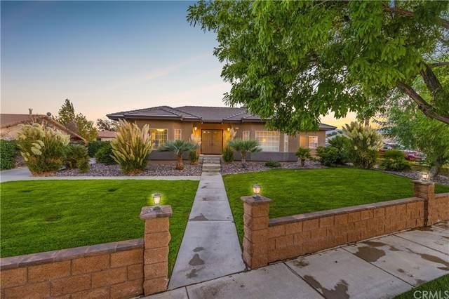 4638 W Avenue M10, Quartz Hill, CA 93536 (#SW21196251) :: Corcoran Global Living