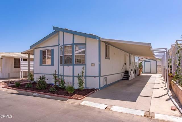 250 E Telegraph Road #139, Fillmore, CA 93015 (#V1-8224) :: RE/MAX Empire Properties