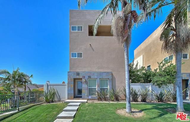 13707 S Budlong Avenue #115, Gardena, CA 90247 (#21780256) :: RE/MAX Empire Properties