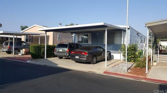 1855 E. Riverside Drive #59, Ontario, CA 91761 (#IV21196425) :: Corcoran Global Living