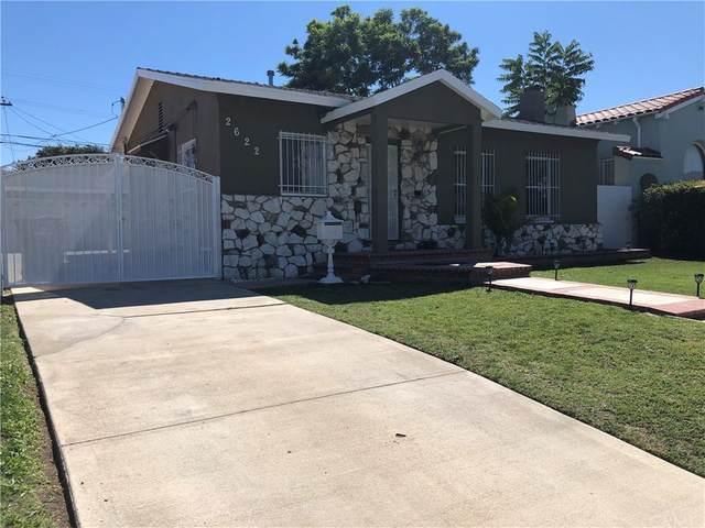 2622 W 77th Street, Inglewood, CA 90305 (#PW21196460) :: A|G Amaya Group Real Estate