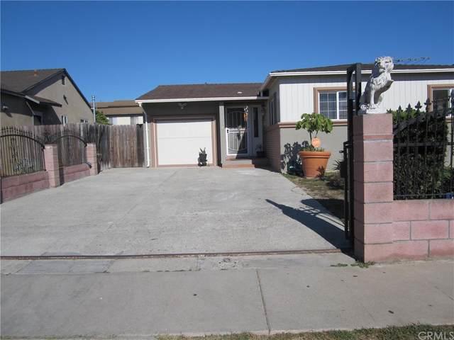 16218 S Denver Avenue, Gardena, CA 90248 (#IV21196638) :: Robyn Icenhower & Associates