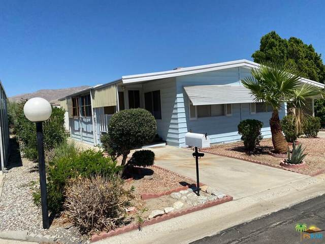 14777 Palm Drive #27, Desert Hot Springs, CA 92240 (#21780490) :: Steele Canyon Realty