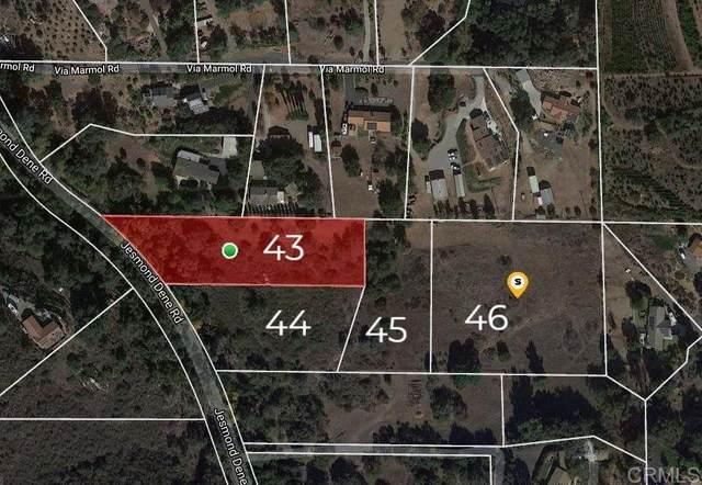 Jesmond Dene Rd. 43,44,45 & 46, Escondido, CA 92026 (#NDP2110387) :: Corcoran Global Living