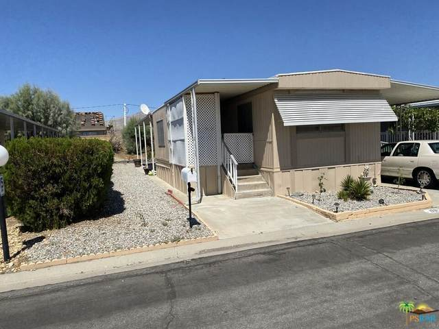 14777 Palm Drive #179, Desert Hot Springs, CA 92240 (#21780498) :: Steele Canyon Realty