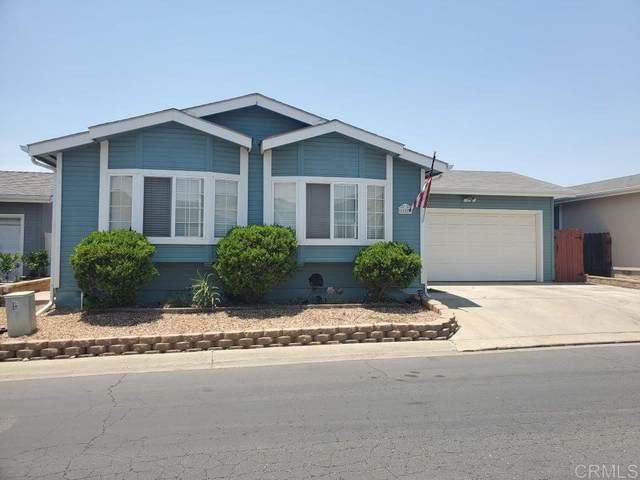 15935 Spring Oaks Road Spc 113, El Cajon, CA 92021 (#PTP2106344) :: EGA Homes