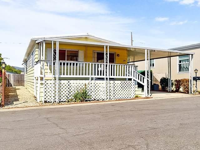 3057 S Higuera Street #159, San Luis Obispo, CA 93401 (#SC21196861) :: Jett Real Estate Group