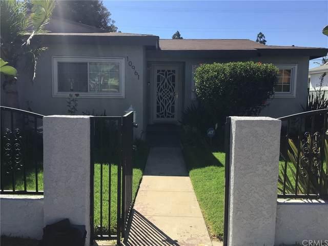 10961 Atkinson Avenue, Inglewood, CA 90303 (#IG21196735) :: Steele Canyon Realty