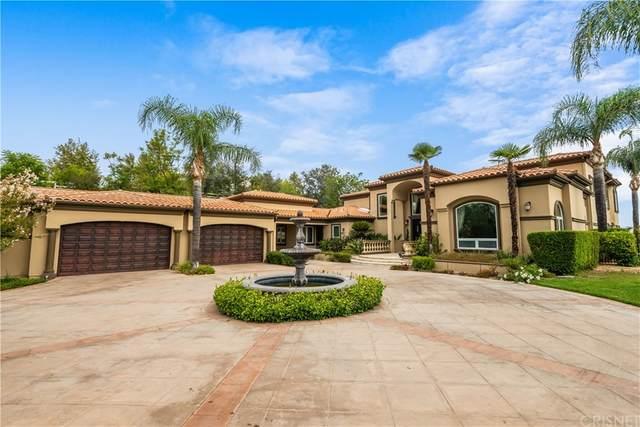 5985 Annie Oakley Road, Hidden Hills, CA 91302 (#SR21193555) :: RE/MAX Empire Properties