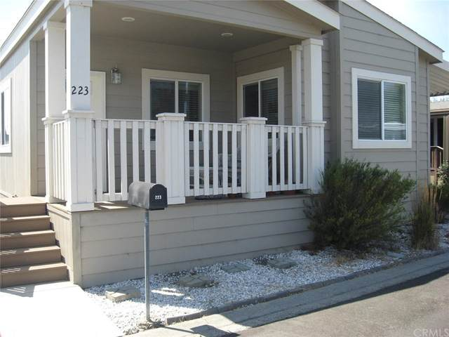 3860 S. Higuera Street #223, San Luis Obispo, CA 93401 (#SC21197045) :: Jett Real Estate Group