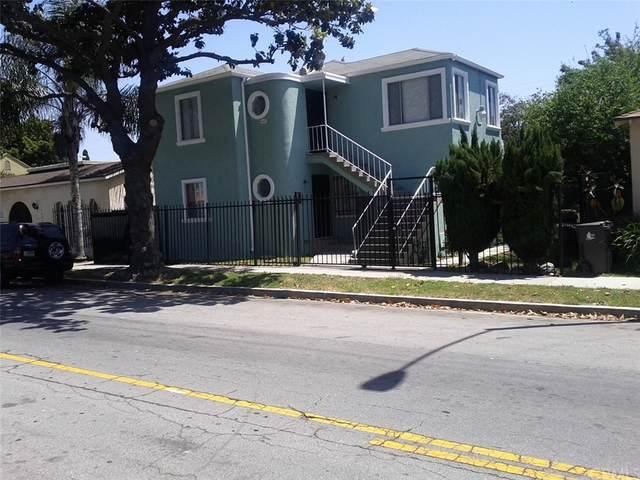 1940 Magnolia Avenue, Long Beach, CA 90806 (#SB21197116) :: Blake Cory Home Selling Team