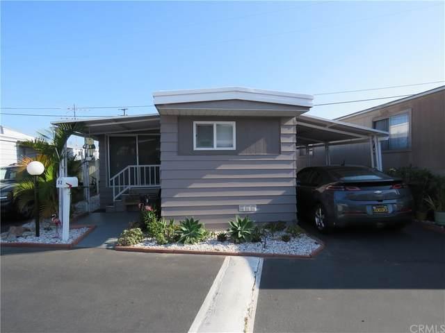18801 Hawthorne Boulevard #52, Torrance, CA 90504 (#SB21197172) :: RE/MAX Empire Properties