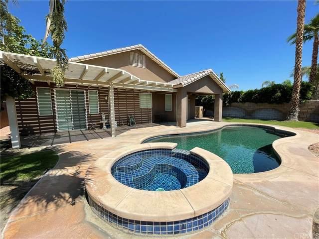 78159 Calico Glen Drive, Bermuda Dunes, CA 92203 (MLS #CV21197302) :: Desert Area Homes For Sale