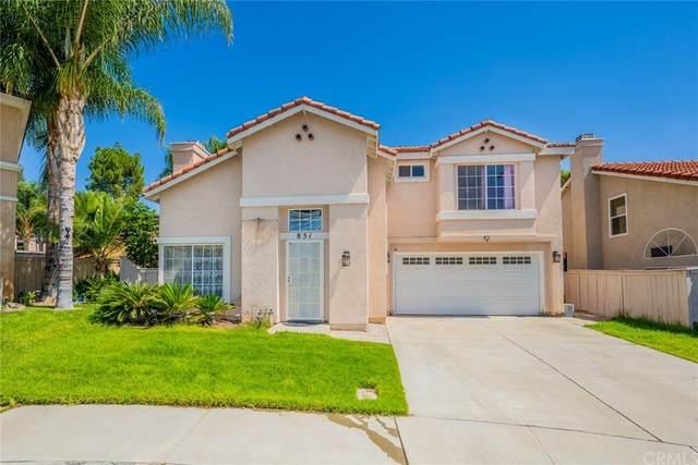 851 Fuchsia Street, Corona, CA 92879 (#IG21196836) :: Mainstreet Realtors®