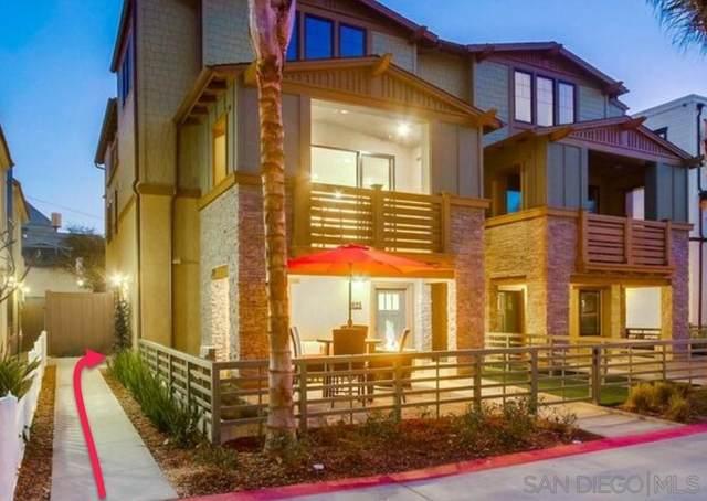 827 Santa Barbara Place, San Diego, CA 92109 (#210025486) :: Cane Real Estate