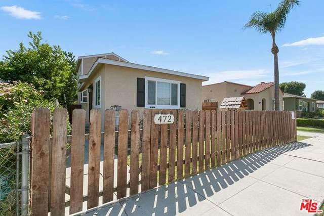 472 E 60th Street, Long Beach, CA 90805 (#21779686) :: Steele Canyon Realty