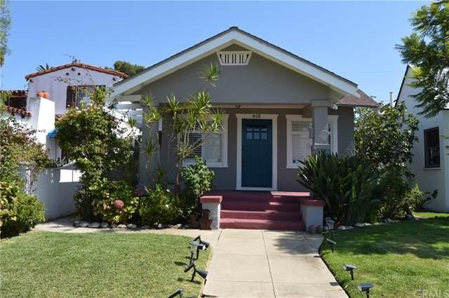 1608 Post Avenue, Torrance, CA 90501 (#SB21197646) :: Millman Team