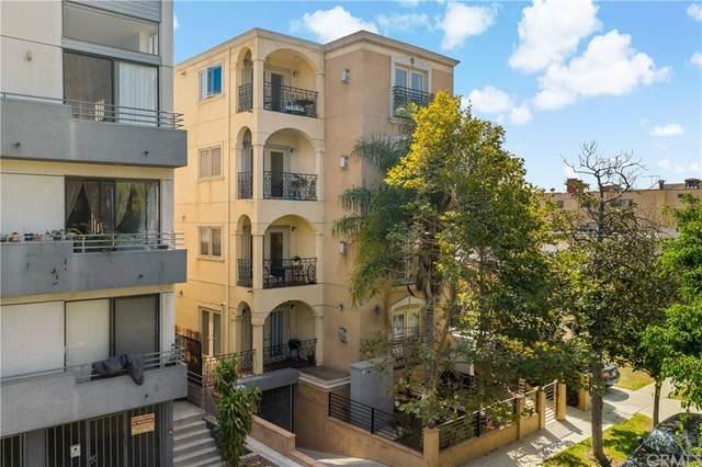 918 S Wooster Street #2, Los Angeles (City), CA 90035 (#IV21197176) :: Legacy 15 Real Estate Brokers