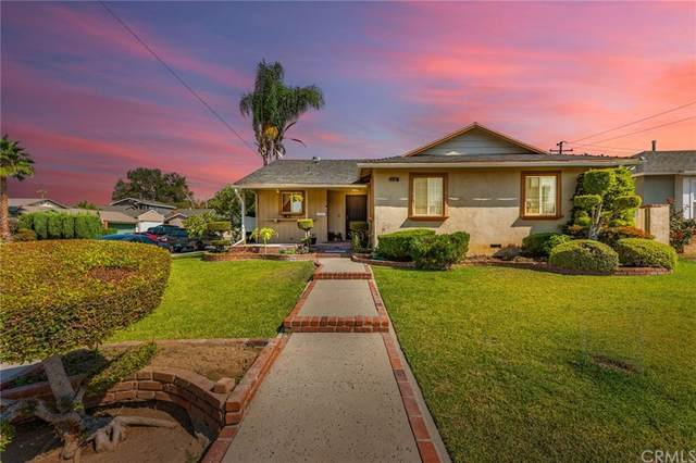 14103 Busby Drive, Whittier, CA 90604 (#DW21196390) :: Steele Canyon Realty
