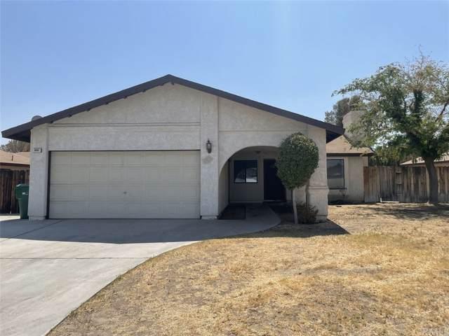 606 N Sunland Drive, Ridgecrest, CA 93555 (#PW21197831) :: Corcoran Global Living