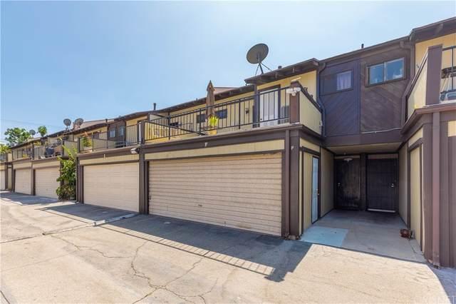 9601 Van Nuys Boulevard F, Panorama City, CA 91402 (#SR21197928) :: Wendy Rich-Soto and Associates