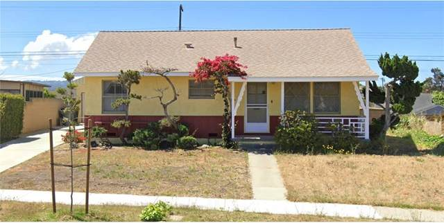 5518 Halison Street, Torrance, CA 90503 (#SB21196827) :: RE/MAX Empire Properties