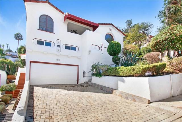 1214 Princeton Drive, Glendale, CA 91205 (#SR21194603) :: Corcoran Global Living