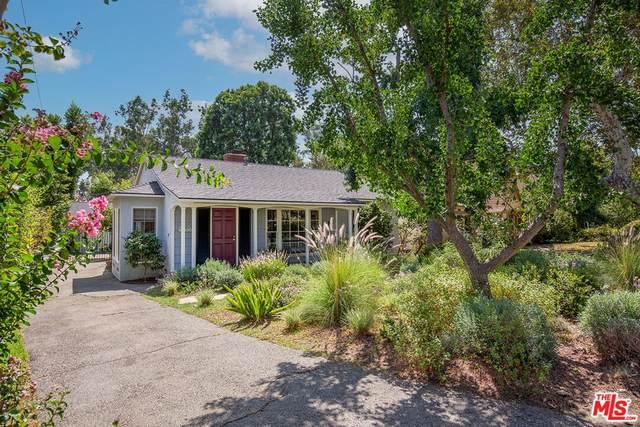 1508 Carroll Drive, Altadena, CA 91001 (#21781078) :: Powerhouse Real Estate