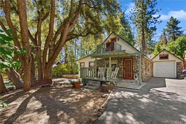 1629 Twin Lakes Road, Wrightwood, CA 92397 (#CV21193280) :: Latrice Deluna Homes