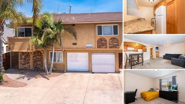 3661 43Rd St #3, San Diego, CA 92105 (#210025537) :: Steele Canyon Realty