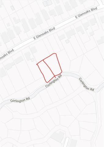 0 Corlington, Glendale, CA 91206 (#SR21198168) :: Swack Real Estate Group | Keller Williams Realty Central Coast