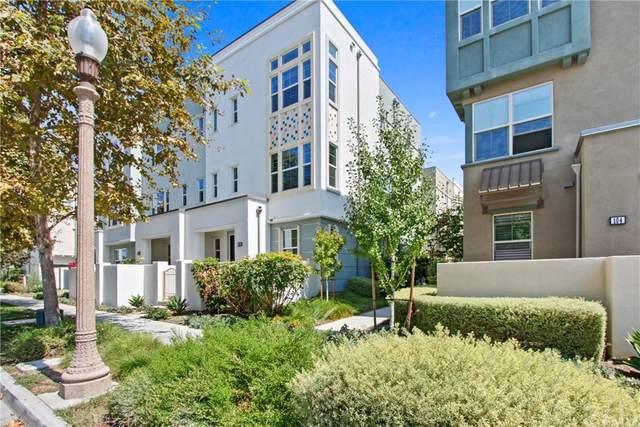 106 Acamar, Irvine, CA 92618 (#OC21198065) :: Latrice Deluna Homes
