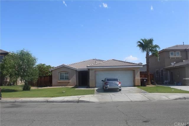 83222 Los Cabos Avenue, Coachella, CA 92236 (MLS #EV21198245) :: Brad Schmett Real Estate Group