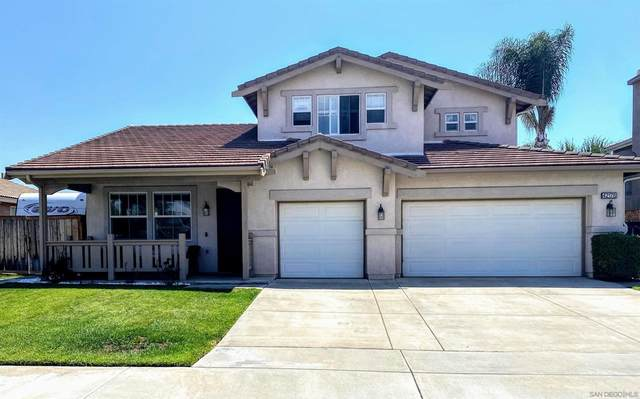 42178 Sagewood St, Murrieta, CA 92562 (#210025555) :: Jett Real Estate Group