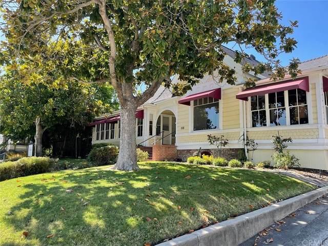 1118 Palm Street, San Luis Obispo, CA 93401 (#SC21197717) :: Jett Real Estate Group