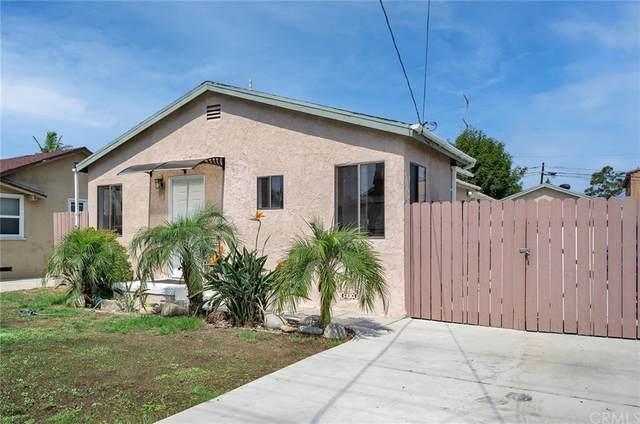 4549 W 160th Street, Lawndale, CA 90260 (#SB21197419) :: Corcoran Global Living
