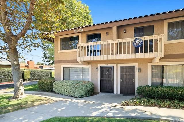 995 Willow Avenue #40, La Puente, CA 91746 (#WS21195890) :: RE/MAX Masters