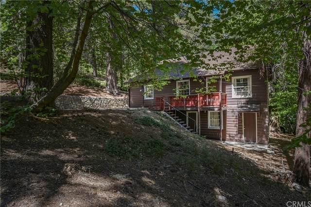 686 Cottage Grove Road, Lake Arrowhead, CA 92352 (#EV21198608) :: The Marelly Group   Sentry Residential