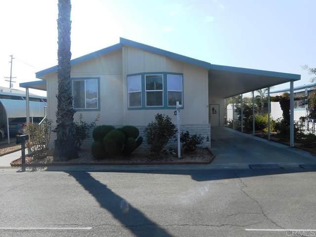 2300 E Valley Parkway #23, Escondido, CA 92027 (#NDP2110453) :: Steele Canyon Realty