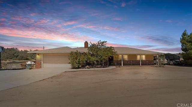 5376 Bellflower Street, Oak Hills, CA 92344 (#CV21198571) :: Zember Realty Group