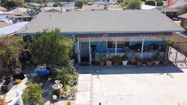 11049 De Garmo Avenue, Pacoima, CA 91331 (#SR21178549) :: Steele Canyon Realty