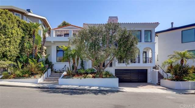 2720 El Oeste Drive, Hermosa Beach, CA 90254 (#SB21196744) :: Wendy Rich-Soto and Associates