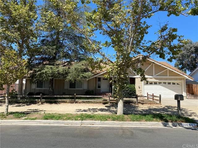 1355 Nonchalant Drive, Simi Valley, CA 93065 (#CV21198786) :: Corcoran Global Living