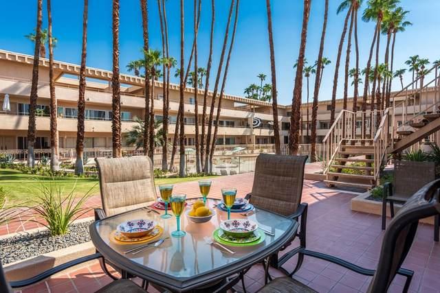277 E Alejo Road #123, Palm Springs, CA 92262 (#219067291DA) :: Necol Realty Group