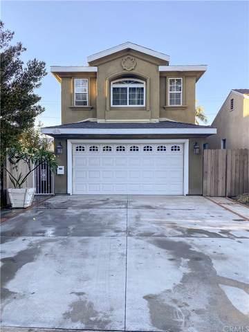 2613 E Harrison Street, Carson, CA 90810 (#CV21198410) :: RE/MAX Empire Properties