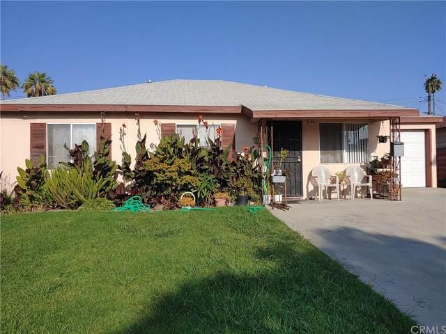 18628 Bonham, Carson, CA 90746 (#SB21198295) :: Steele Canyon Realty