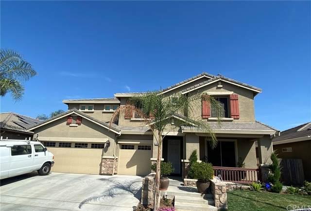 3048 N Hornet Avenue, Fresno, CA 93737 (#IV21198878) :: Steele Canyon Realty