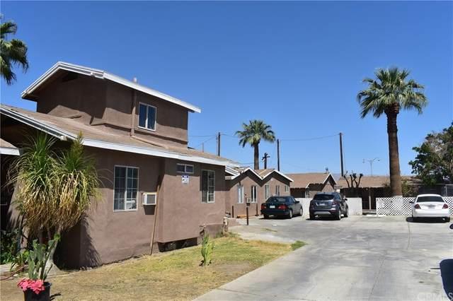 82711 Indio Boulevard, Indio, CA 92201 (#IV21198908) :: The Kohler Group