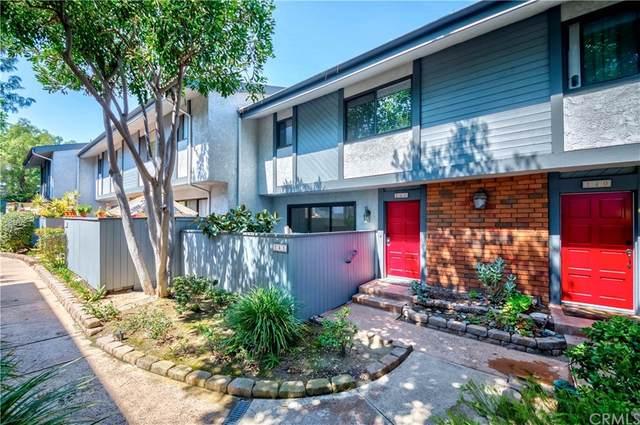 1801 263rd Street #141, Lomita, CA 90717 (#PW21181309) :: Frank Kenny Real Estate Team