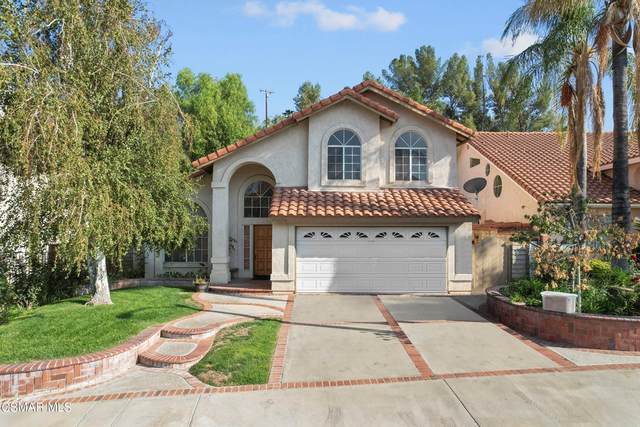20154 Zimmerman Place, Saugus, CA 91390 (#221004934) :: Corcoran Global Living